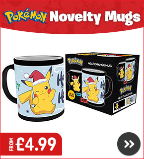 Novelty Pokemon Mugs