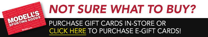 Not sure what to buy? Purchase gift cards in-store or click here to purchase e-gift cards!
