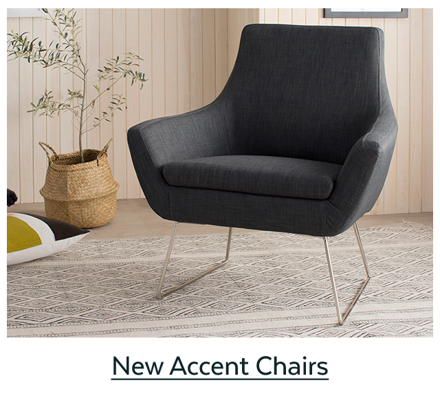 New Accent Chairs
