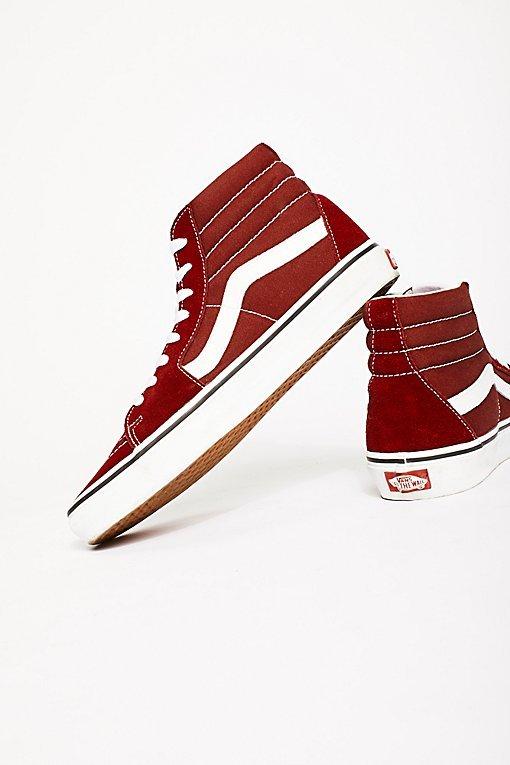 Sk8-Hi Slim Top Sneaker