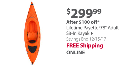 Lifetime Kayak