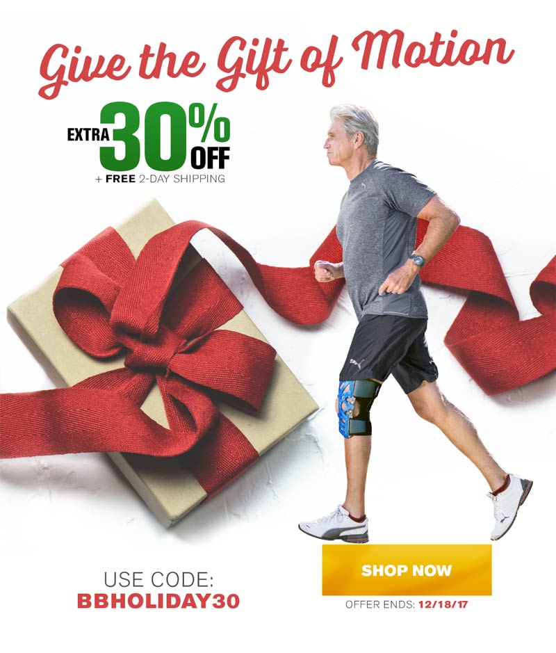 Give the Gift of Motion | Free 2-Day Shipping + Extra 30% Off Sitewide