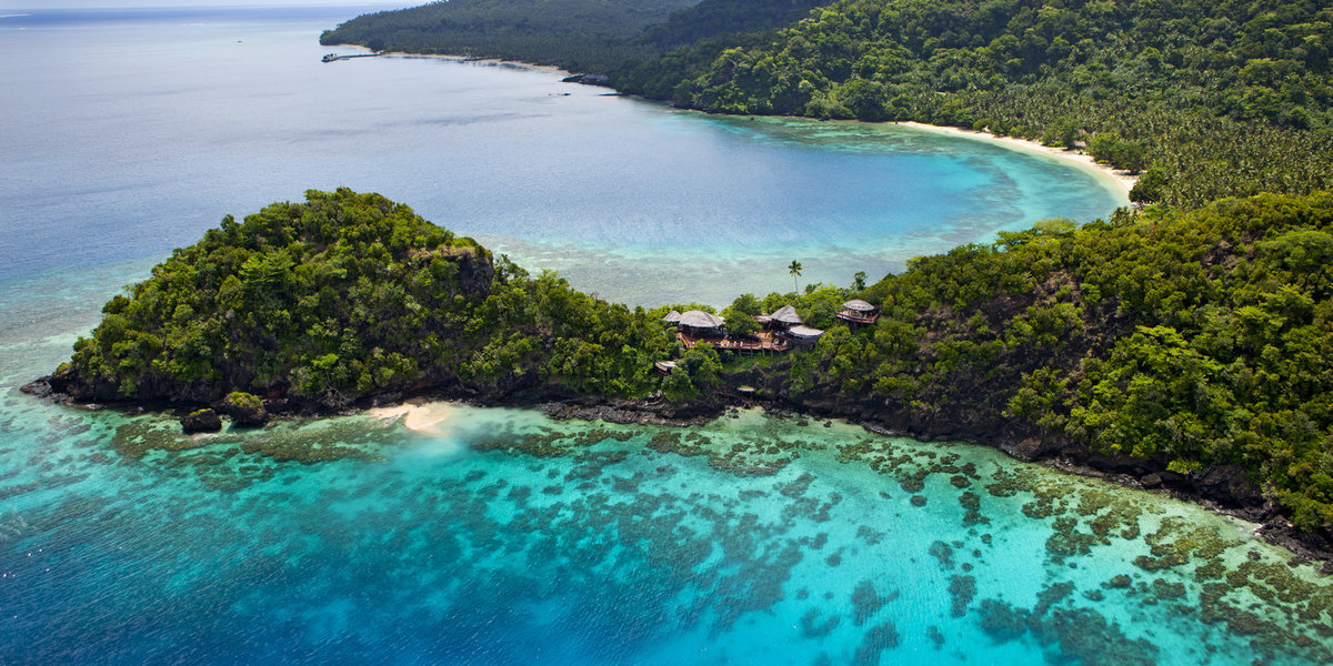 Check Out These Jaw-Dropping Private Island Hotels