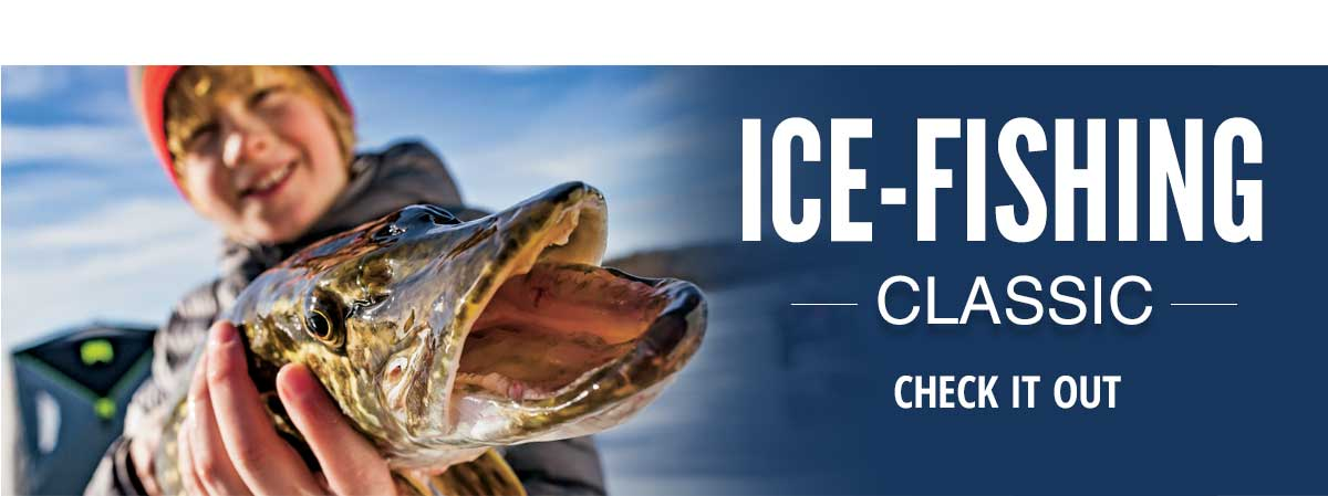 Check Out Our Ice-Fishing Classic