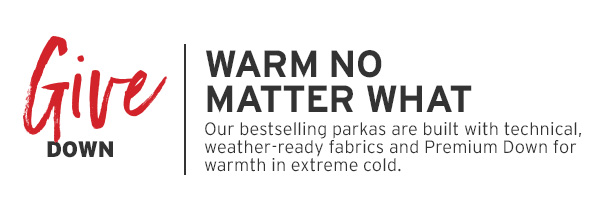 WARM NO MATTER WHAT | SHOP NOW