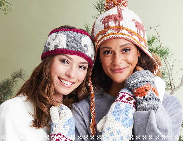 Sale - $10 Ea. All Cold Weather Hats, Scarves & Gloves