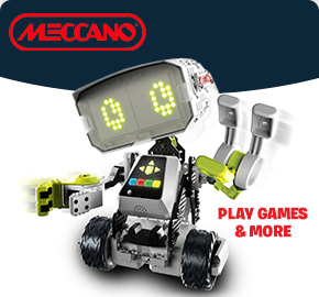 Meccano M.A.X. (Meccano Advanced Xfactor)