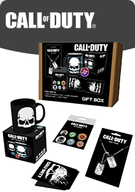 Call of Duty Gift Box Set