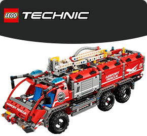 LEGO 42068 Technic Airport Rescue Vehicle