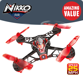 NIKKO Air Elite 220 Pro Drone with FPV