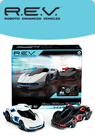 REV - (2 Cars Included)