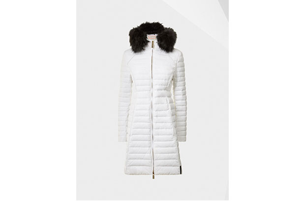 The Refined Down Coat