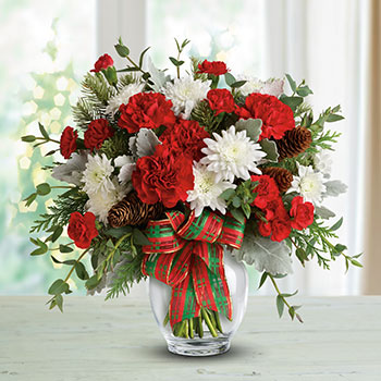 Telefloras Holiday Shine Bouquet