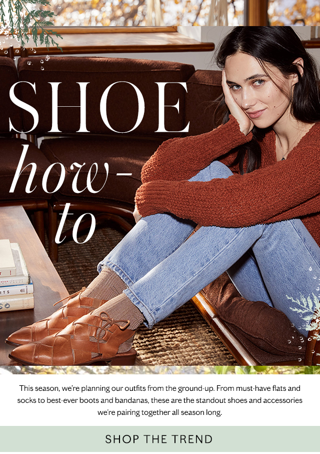 Shoe How To
