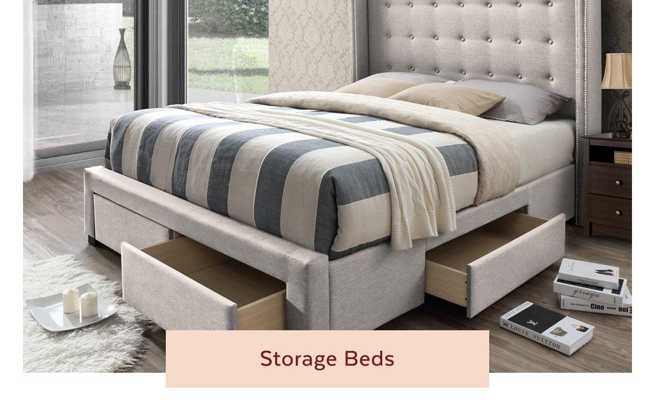 Stroage Beds