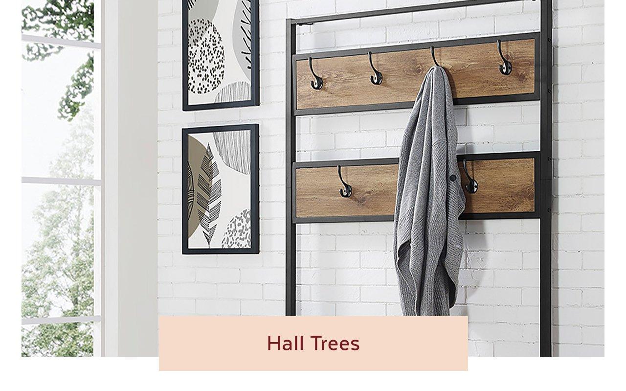 Hall Trees