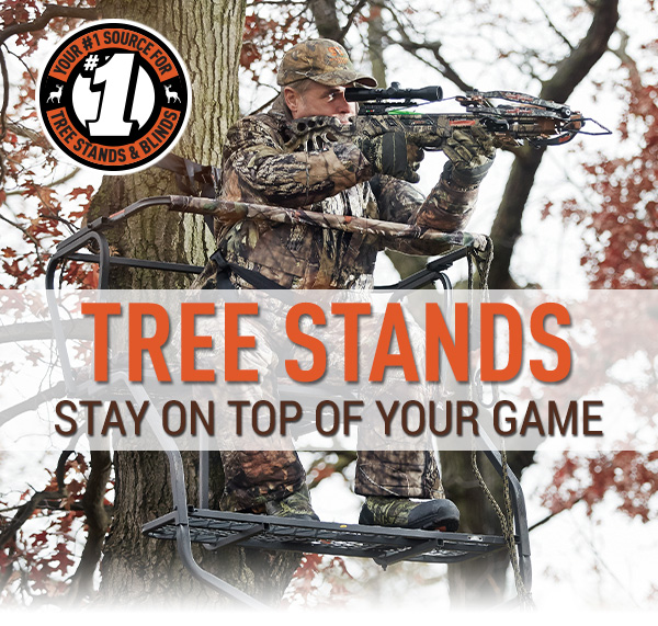Tree Stands - Stay on Top of Your Game!