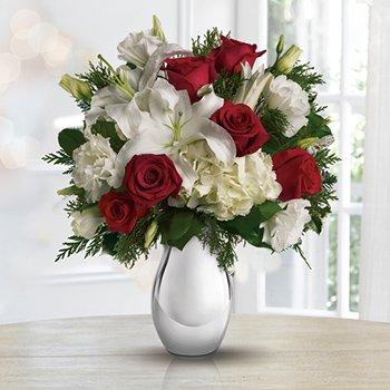 Telefloras Silver Nol Bouquet