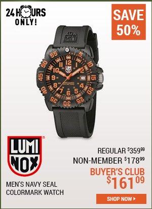 Luminox Men's Navy SEAL Colormark Watch