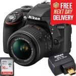 D3300 DSLR Camera