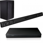 Sounder System & Blu-ray Player