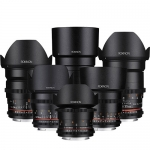 Cine DS 6 Lens Kit