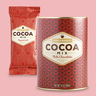 Save 40% ALL WM Brand Cocoa