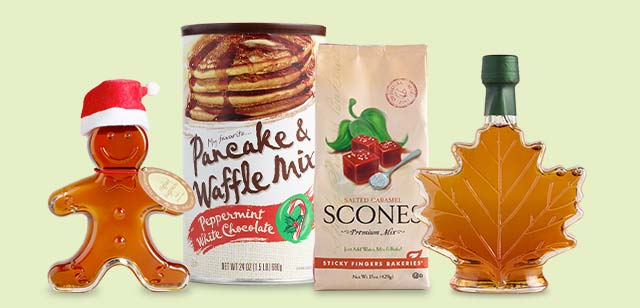BOGO Free* - ALL Syrups, Sticky Fingers Scones & My Favorite Pancake Mixes