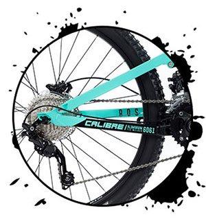 Calibre Ladies Bossnut Tyre