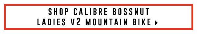 Shop Calibre Ladies Bossnut V2 Mountain Bike