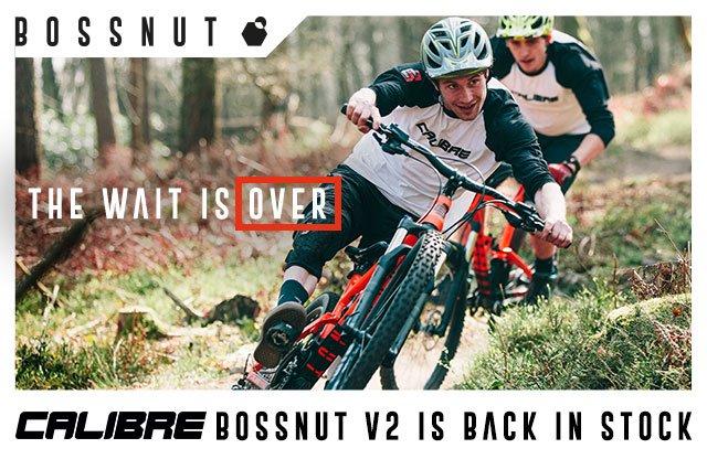 Calibre Bossnut V2 Back In Stock!