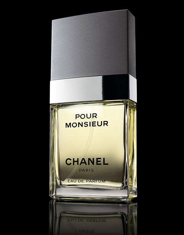 SCENT OF REFINEMENT Give him a timeless classic  the light, fresh and understated scent of POUR MONSIEUR.