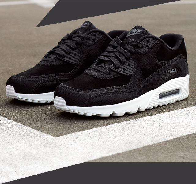 brand new 8a894 f7d0e Nike: Embossed Fur Collection: Air Max 90 LX | Milled