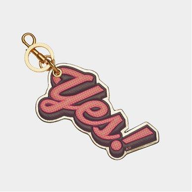 Yes key ring