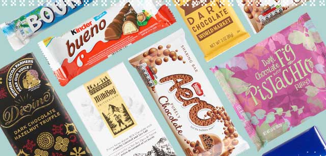 Today Only! Save 30% All Chocolate Bars