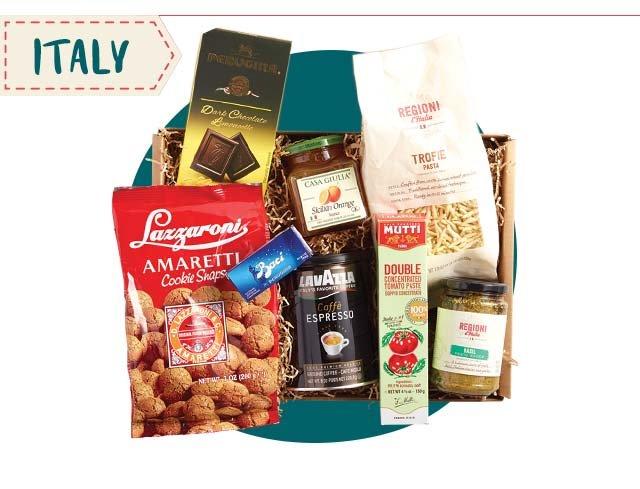 World Taste Box - Italy