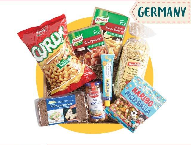 World Taste Box - Germany