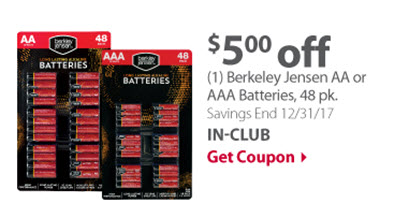 Berkley Jensen Batteries