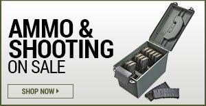Ammo & Shooting on Sale