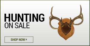 Hunting On Sale