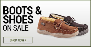 Boots & Shoes on Sale