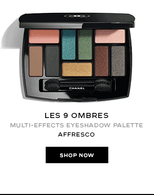 LES 9 OMBRES Multi-Effects Eyeshadow Palette in Affresco