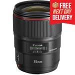 35mm f/1.4L II USM EF Lens