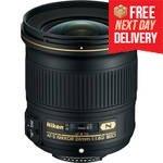 24mm f/1.8G ED AF-S Lens