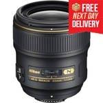 35mm f/1.4G AF-S Lens