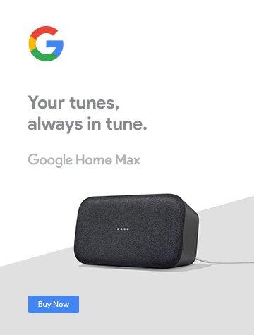 Google Max banner