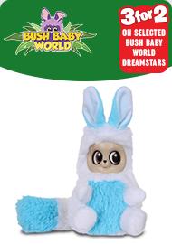 Bush Baby World Dreamstars Neesha