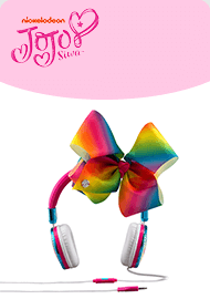 JoJo Bow Fashion Headphones