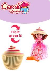 Cupcake Surprise Nadia