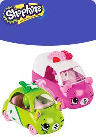 Shopkins Cutie Cars 1 Pack Series 1 Assortment